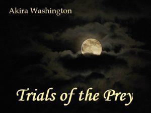 Trials of the Prey digital cover 1