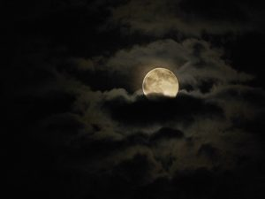 moon clouds 2